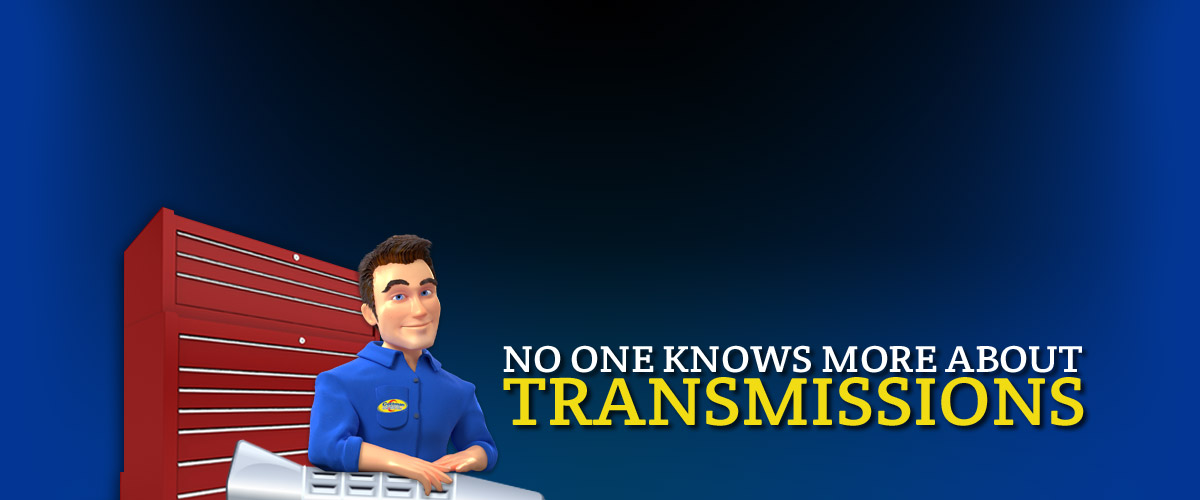 No One Knows More About Your Transmission.
